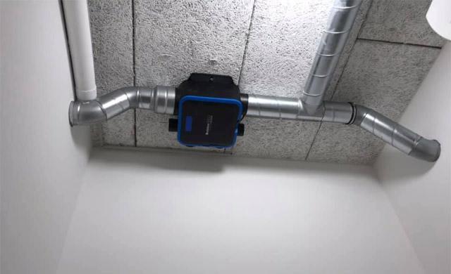 Installation et entretien de système de ventilation près de Lille